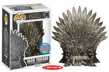 NYCC 2015 Funko Pop IRON THRONE Game of Thrones Exclusive LIMITED EDITION GOT 38