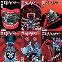 Kill Audio #2-5 (2009-2010) Boom Comics - 6 Comics