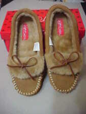 HOT CAKES BROWN MANDY MOC SIZE 4M new in original box (SHOES17-3)