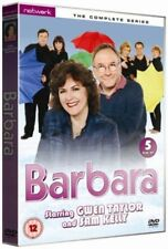 BARBARA the complete series. Gwen Taylor, Sam Kelly. 5 discs. New Sealed DVD.