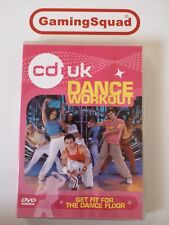 CD:UK Dance Workout DVD, Supplied by Gaming Squad