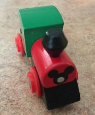 33427 Brio Wooden Train The Mickey Express Engine! Thomas! See My Store