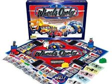 Wheels Opoly - Themed Junior Monopoly Game