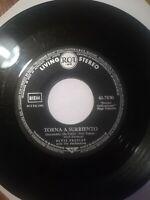 Single  Elvis Presley  surrender living stereo 61-7850