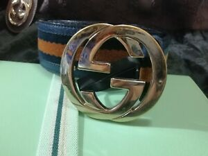 Gucci GG  Belt Made In Italy 90/30