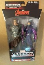 Hawkeye - Marvel Legends Avengers Action Figure Hasbro 2015 BAF The Allfather