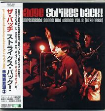 The Badge - Strikes Back! CD RARE TRACKS Vol.2 1979-86 Shamrock Japan Mod Punk
