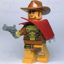Overwatch LEGO® Jesse McCree Bounty Hunter Minifigure from set 75972 Genuine