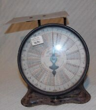 Antique Triner Steel Scale POSTAL Liberty Parcel Post Scale