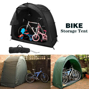 AU Outdoor Bicycle Sun Shelter Bike Cave Tidy Tent Bike Storage Shed Cycle Tent