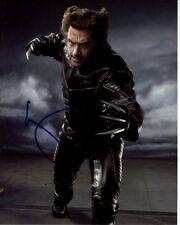 HUGH JACKMAN Signed Autographed X-MEN LOGAN WOLVERINE Photo