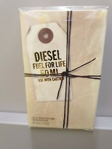 DIESEL FUEL FOR LIFE EAU DE PARFUM EDP - WOMEN'S FOR HER. NEW. FREE SHIPPING