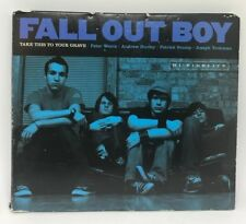 Fall Out Boy Take This to Your Grave CD Pre-Owned