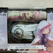 B New Lupine The 3rd The FIRST Type Shining Mouse /& Mouse Pad JAPAN LTD Rare
