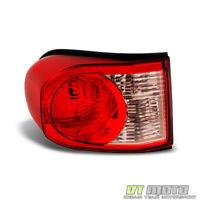 For 2007-2014 Toyota FJ Cruiser Replacement Tail brake Light Left Driver Side