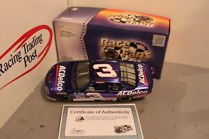 2004 Dale Earnhardt 1996 AcDelco Color Chrome 1/24 Action FRFO NASCAR Diecast