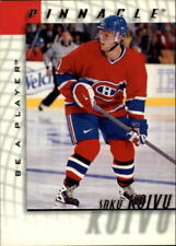 1997-98 Be A Player Hockey Card Pick