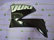 NEW KTM DUKE II 640 LEFT SIDE SPOILER FAIRING PLASTIC TANK SHROUD 58408050000