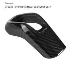 Glossy Car Gear Shift Knob Cover Trim for Land Rover Range Rover Sport 2014-2017