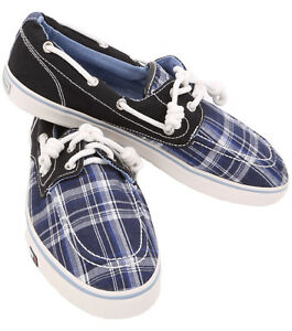 Tommy Hilfiger Men's Blue Top Sider Rubber Sole Casual Shoes - $0 Free Ship