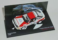 1/43 Toyota Celica GT-Four  Acropolis Rally 1990  Carlos Sainz / Luis Moya