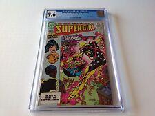 DARING NEW ADVENTURES OF SUPERGIRL 9 CGC 9.6 OW/W PGS DOOM PATROL DC COMICS