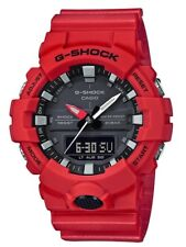Casio G-Shock * GA800-4A Midsize Anadigi Red Resin Watch COD PayPal