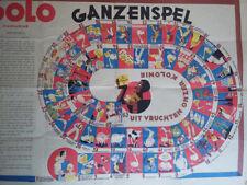 Solo, Ganzenspel, gioco dell'oca, 1930  rarissimo