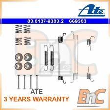 ATE REAR BRAKE SHOES ACCESSORY KIT FOR FIAT FORD OEM 03013793032 9S51-2A225-AA