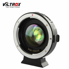Viltrox Ef-m2 - Canon EF Lens to MFT M43 Electronic Adapter/speed Booster 0.71x
