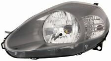 Fiat Grande Punto 2006-2008 Headlight Headlamp Passenger Side Left