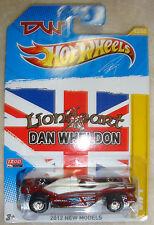 2012 Hot Wheels DW-1 LIONHEART Special Commemorative Edition VHTF