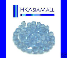 20 Swarovski Crystal Beads 5301 LIGHT SAPPHIRE 6mm