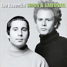 Essential Simon & Garfunkel by Simon & Garfunkel (CD, Nov-2003, Sony Music...