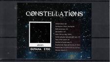 Guyana 2013 Mnh constelaciones me 1v S/s Orion Cazador De Estrellas