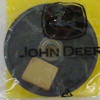 """JOHN DEERE Genuine OEM Flat Idler Pulley AM106627 38"""" 42"""" 46"""" 48"""" 54"""" decks"""