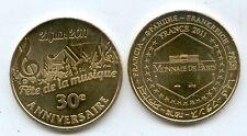 30 ANS de la Fête de la Musique Médaille  2011 Remise sur achats multiples