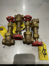 "4 Milwaukee 5Jly8 3/8"" Class 300, Bronze, Fnpt Connection Type Gate Valve"