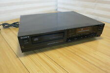 SONY CDP-32 CD Player Working, Intermittent Door Issue, See Description