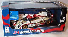 Lola B10/60 LMP1 #12 Prost-Jani-Andretti Le Mans 2010 1-43 scale new in case
