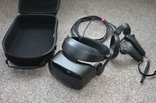 Samsung HMD Odyssey Plus VR Headset and Controllers + carry bag