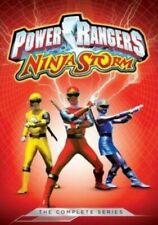 Power Rangers Ninja Storm Complete SE - DVD Region 1