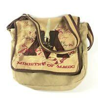 Ministry Of Magic Messenger Cross Body Bag Harry Potter World Universal Orlando