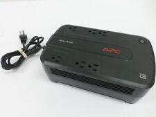 APC Back-UPS 350 6-Outlet 350VA 200W 365J Uninterruptible Power Supply BE350G