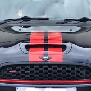 BMW Mini Fading Bonnet Stripes. One/Cooper/JCW MINI COOPER S