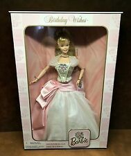 NIB ~ BARBIE Birthday Wishes First & Second In A Series ~ Collector Edition