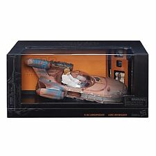 SDCC 2017 Exclusive Star Wars Luke Skywalker Speeder X-34 Landspeeder Hasbro