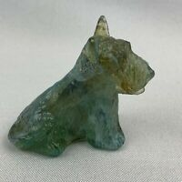 Boyd Art Glass Duke the Scottie Dog - Mystery