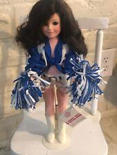 Vintage Dallas Cowboys Cheerleader Doll 1982  Royal House of Dolls