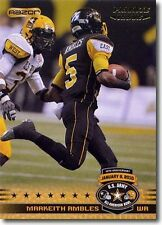 100) MARKEITH AMBLES - Houston Cougars - 2010 U.S. Army All American RC LOT